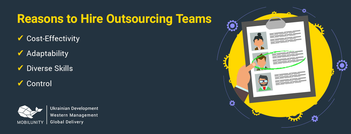 hire outsourcing team