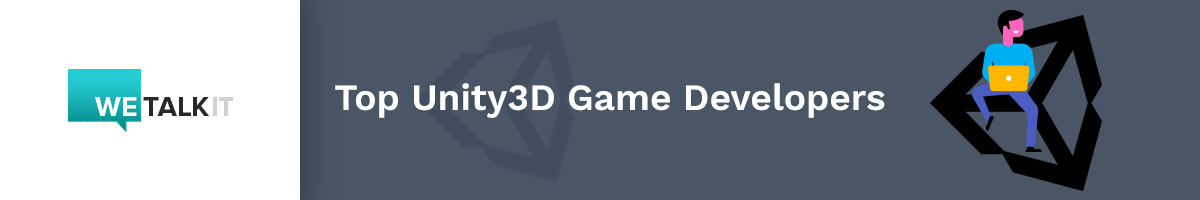 Top 10+ Unity3D Game Development Companies 2019